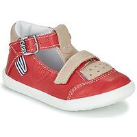 Skor Pojkar Höga sneakers GBB BERETO Röd