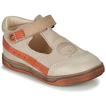 Skor Pojkar Sneakers GBB ANGOR Beige