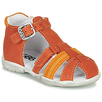 Skor Pojkar Sandaler GBB ARIGO Orange