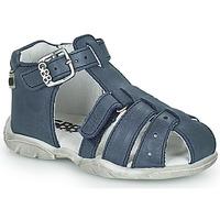 Skor Pojkar Sandaler GBB ARIGO Blå