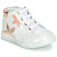Skor Flickor Höga sneakers GBB ALEXA Vit