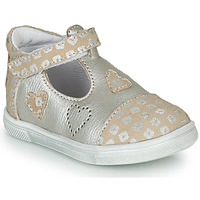 Skor Flickor Sneakers GBB ANISA Beige