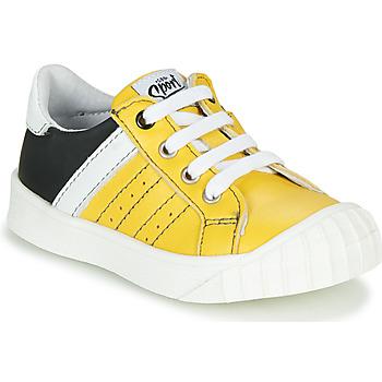 Skor Pojkar Sneakers GBB LINNO Gul
