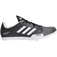 Skor Herr Fotbollsskor adidas Originals Adizero Vit,Svarta