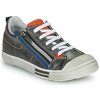 Skor Pojkar Sneakers GBB STELLIO Grå