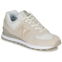 Skor Dam Sneakers New Balance WL574WNT Beige