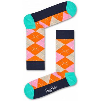 Accessoarer Herr Strumpor Happy Socks Argyle sock Flerfärgad