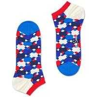 Accessoarer Strumpor Happy Socks Diamond dot low sock Flerfärgad