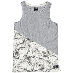 textil Barn Linnen / Ärmlösa T-shirts DC Shoes Bloomingtonb b Vit