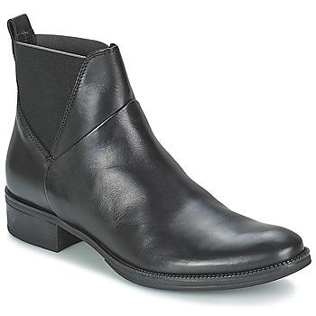 Skor Dam Boots Geox MENDI ST D Svart