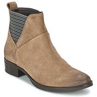 Skor Dam Boots Geox MENDI ST D Beige