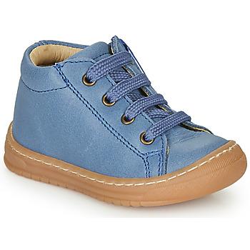 Skor Pojkar Höga sneakers GBB HIPOTE Blå