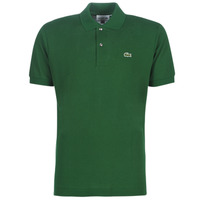 textil Herr Kortärmade pikétröjor Lacoste POLO L12 12 REGULAR Grön
