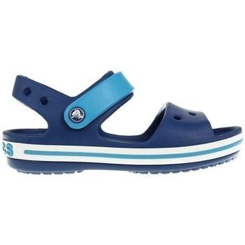 Skor Pojkar Sandaler Crocs Crocband Blå