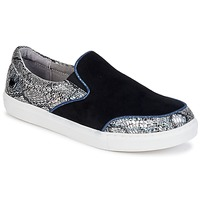 Skor Dam Slip-on-skor Lollipops VOLTAGE SLIP ON Svart