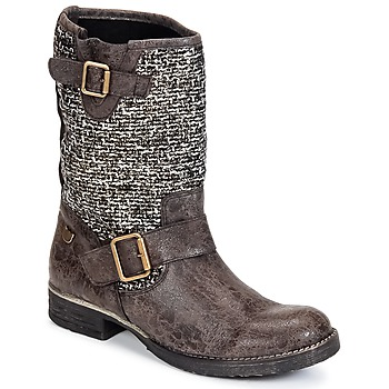 Skor Dam Boots Lollipops VICTOIRE BOOTS 3 Choklad