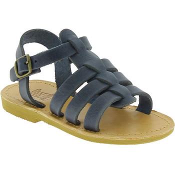 Skor Pojkar Sandaler Attica Sandals PERSEPHONE NUBUCK BLUE blu
