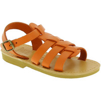 Skor Barn Sandaler Attica Sandals PERSEPHONE CALF ORANGE arancio