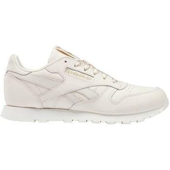 Skor Barn Sneakers Reebok Sport Classic Leather Beige