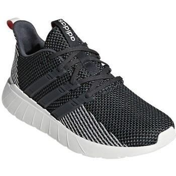 Skor Dam Sneakers adidas Originals Questar Flow Grafit,Vit,Svarta