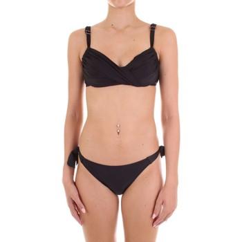textil Dam Bikini Joséphine Martin ASIA Nero