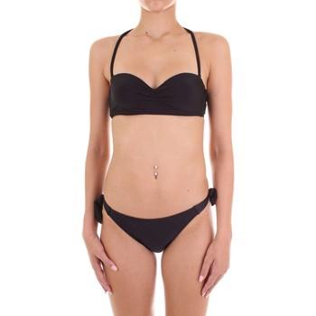 textil Dam Bikini Joséphine Martin GINEVRA Nero