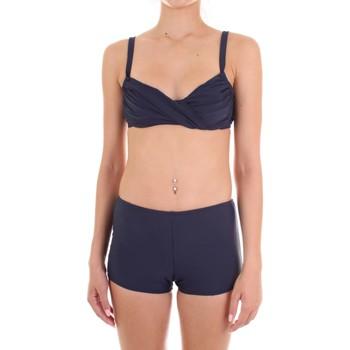 textil Dam Bikini Joséphine Martin ASIA Blu