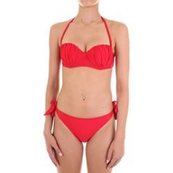textil Dam Bikini Joséphine Martin MARIKA Rosso