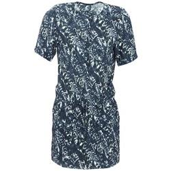 textil Dam Korta klänningar Ikks SABLE Blå