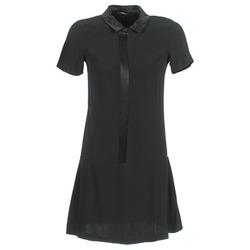 textil Dam Korta klänningar Ikks BIGU Svart
