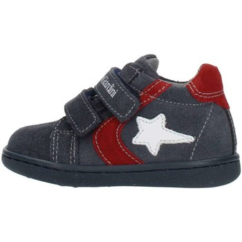 Skor Barn Höga sneakers Nero Giardini A919000M Blue