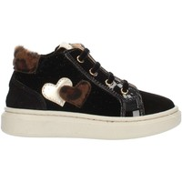 Skor Barn Höga sneakers Nero Giardini A921212F Black