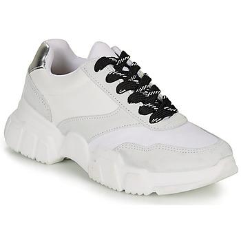 Skor Dam Sneakers André BABETTE Vit