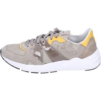 Skor Herr Sneakers Guardiani BR647 Beige
