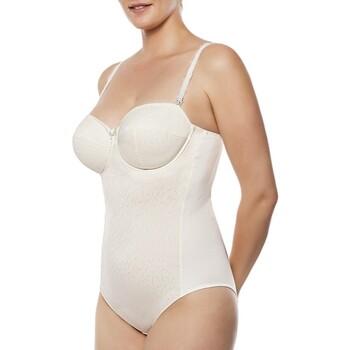 Underkläder Dam Body Ulla Dessous 1172-05 Beige
