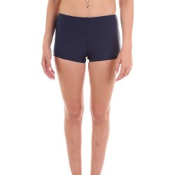 textil Dam Bikinibyxa / Bikini-bh Joséphine Martin SABRINA Blu