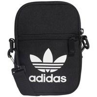Väskor Axelremsväskor adidas Originals Fest Bag Trefoil Svarta