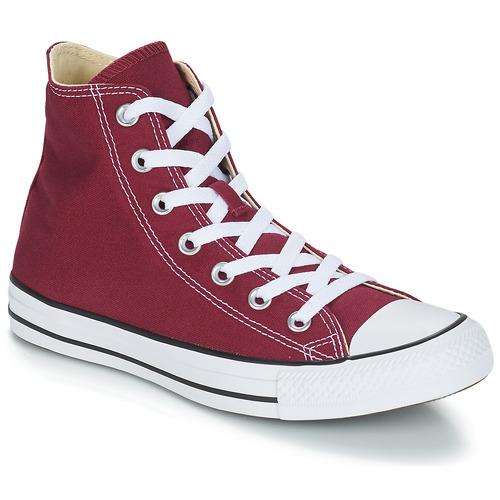 Skor Höga sneakers Converse CHUCK TAYLOR ALL STAR CORE HI Bordeaux