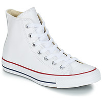 Skor Höga sneakers Converse Chuck Taylor All Star CORE LEATHER HI Vit