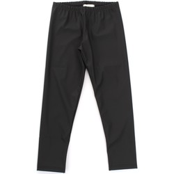 textil Flickor Chinos / Carrot jeans Vicolo 3141P0073 Black