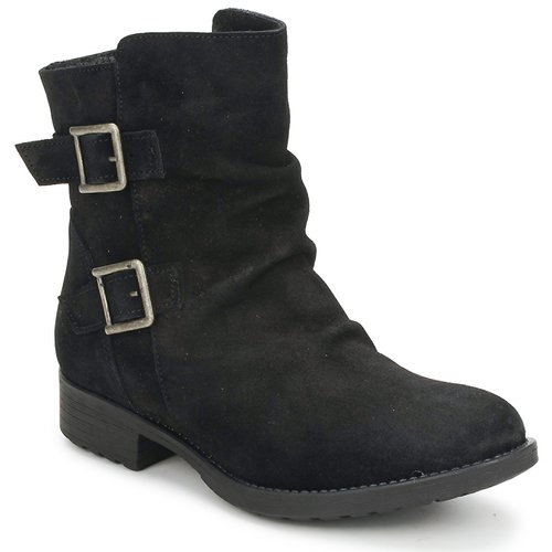 Skor Dam Boots Casual Attitude RIJONES Svart