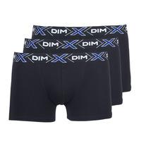 Underkläder  Herr Boxershorts DIM X-TEMP BOXER x3 Svart