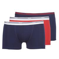 Underkläder  Herr Boxershorts DIM DAILY COLORS BOXER x3 Blå / Röd