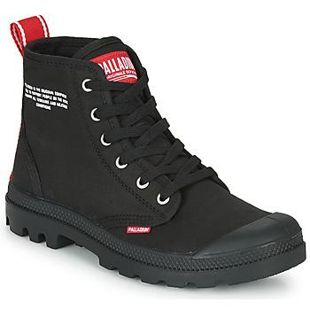 Skor Boots Palladium PAMPA HI DU C Svart