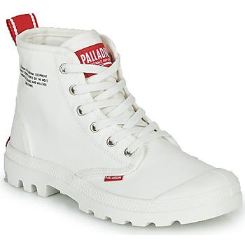 Skor Boots Palladium PAMPA HI DU C Vit