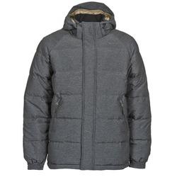 textil Herr Täckjackor Selected MELAN Grå