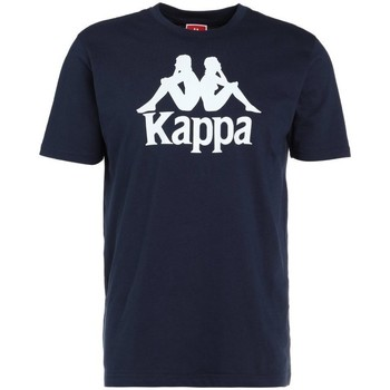 textil Herr T-shirts Kappa Caspar Tshirt Grenade