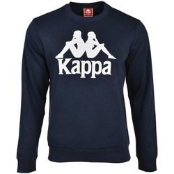 textil Herr Sweatshirts Kappa Sertum RN Grenade
