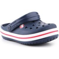 Skor Barn Träskor Crocs Crocband clog 204537-485 navy