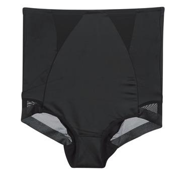 Underkläder  Dam Maxitrosor PLAYTEX PERFECT SILOUHETTE Svart